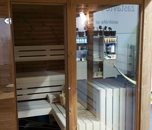 SAUNA DYNTAR OUTDOOR